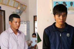 Không cho nợ tiền nhậu, 2 nam thanh niên hung hãn chém chủ quán