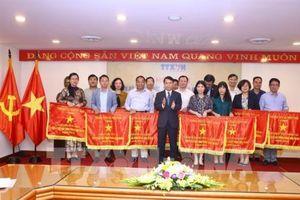 Thông tấn xã Việt Nam phát động thi đua năm 2019