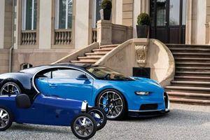 Bugatti ra mắt xe mới rẻ hơn 100 lần so với Chiron Sport