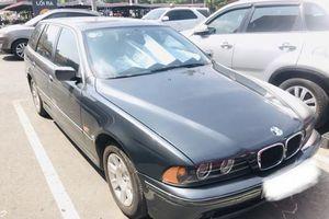 Xế lạ BMW 520d Wagon 2003 rao bán hơn 200 triệu đồng