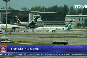 Mỹ tạm ngừng sử dụng Boeing 737 MAX