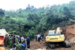 Sập hầm mỏ thiếc ở Nghệ An, 3 người tử nạn
