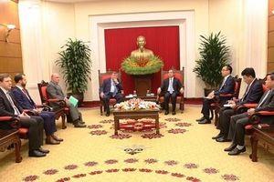 Doanh nghiệp Hoa Kỳ đóng vai trò quan trọng trong thúc đẩy các mục tiêu phát triển của Việt Nam