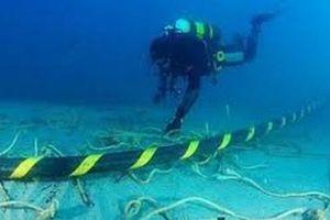 Cáp quang biển APG sẽ được sửa xong ngày 11/4