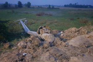 2 người bị nạn khi dựng cột điện ở huyện Châu Thành, Kiên Giang không thuộc EVNSPC
