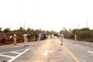 Nhức nhối tai nạn giao thông tại các nút giao đường Hồ Chí Minh