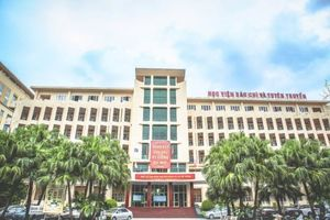 Học viện Báo chí và Tuyên truyền tuyển 1.950 chỉ tiêu năm 2019