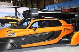 Ô tô bay của người Hà Lan trình làng thế giới - kỷ nguyên mới cho ngành công nghiệp xe hơi
