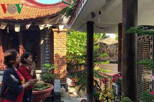 'Nghĩa trang' phương danh 64 liệt sĩ Gạc Ma tại chùa Sinh Tồn