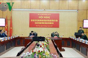 Bộ Tư lệnh QK 2 gặp mặt Ban Tuyên giáo Tỉnh ủy và cơ quan báo chí