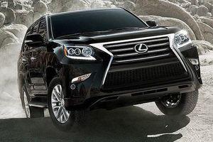 'Xế sang' Lexus GX460 phải triệu hồi vì lỗi túi khí phía trước