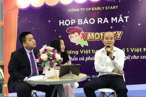 Cha đẻ Monkey Junior ra mắt VMonkey kho truyện tranh tiếng Việt tương tác đầu tiên