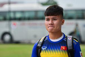 Quang Hải có thể bị chấn thương trước vòng loại U23 châu Á