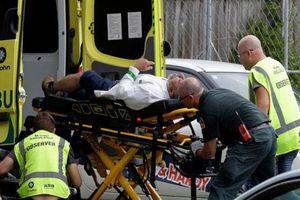 Xả súng đẫm máu tại New Zealand, hàng chục người nghi thiệt mạng