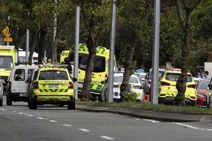 Nhiều nước lên án mạnh mẽ vụ xả súng tại New Zealand làm 49 người thiệt mạng