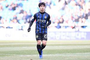 Báo Hàn Quốc 'choáng' vì clip Công Phượng ghi bàn cho Incheon United