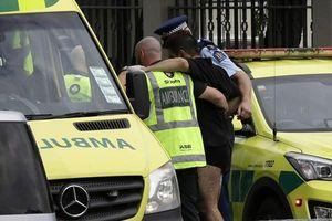 Hiện trường vụ xả súng đẫm máu ở NewZealand khiến 60 người thương vong