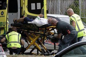 Sốc với số thương vong trong 2 vụ xả súng kinh hoàng ở New Zealand
