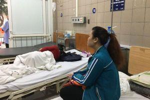 Bác sĩ 'đánh vật' khi điều trị bệnh nhân ngáo đá