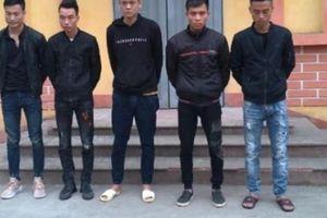 Yên Bái: Khởi tố nhóm thanh niên bịt khẩu trang cầm dao chém người