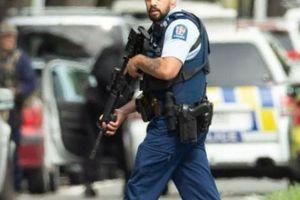 Xả súng New Zealand: 40 người thiệt mạng, bắt giữ 4 kẻ tình nghi