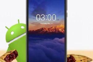 HMD gây ngạc nhiên khi chính thức lên đời Android 9 Pie cho Nokia 3.1
