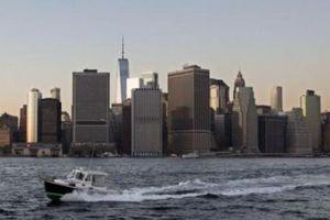 Quận sầm uất nhất New York 'chẳng bao lâu' nữa sẽ chìm dưới nước biển
