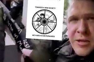 Kinh hoàng bản tuyên ngôn lý do tay súng thảm sát nhà thờ New Zealand