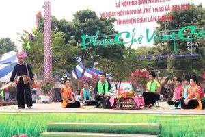 Trình diễn nghi thức sinh hoạt văn hóa các dân tộc ở Điện Biên