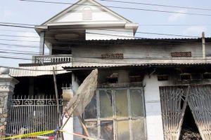 Cháy ki-ốt sửa đồ điện tử, ba người tử vong