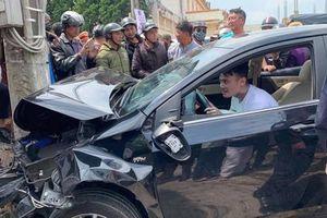 Danh tính kẻ 'ngáo đá' gây tai nạn liên hoàn tại Đà Lạt