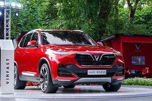 VinFast bắt đầu bán xe ôtô qua các đại lý Chevrolet