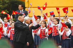 Tiết lộ về những ngày ở Hà Nội của ông Kim Jong-un