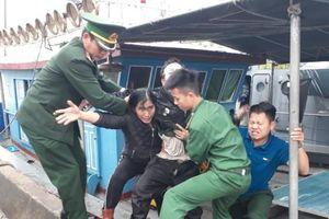 Nan giải công tác phòng chống cháy, nổ trên tàu cá