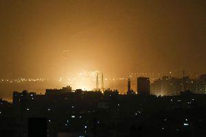 Tel Aviv bị tấn công bằng tên lửa lần đầu tiên sau 2014, Israel đáp trả Hamas