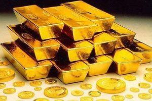 Giá vàng đồng loạt giảm mạnh phiên cuối tuần
