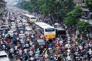 Hà Nội sẽ lấy ý kiến người dân về cấm xe máy
