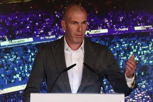 Tiết lộ mức lương, thưởng của HLV Zidane ở Real Madrid