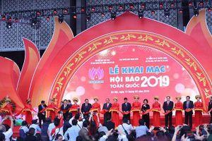 Khai mạc Hội Báo toàn quốc 2019