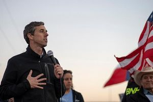 Cựu hạ nghị sĩ O'Rourke tuyên bố tranh cử tổng thống Mỹ