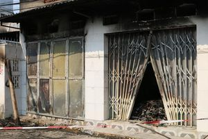 3 người chết cháy tại tiệm sửa chữa đồ điện tử