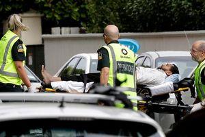 40 người thiệt mạng trong vụ xả súng tại hai nhà thờ Hồi giáo ở New Zealand