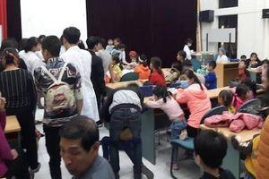 Nghi nhiễm sán lợn, 400 học sinh ở Bắc Ninh được đưa về Hà Nội xét nghiệm