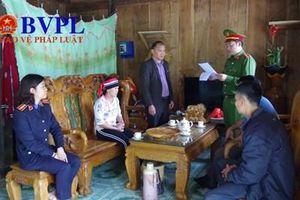 Ăn chặn tiền bảo vệ rừng của dân nghèo, Chủ tịch bị khởi tố