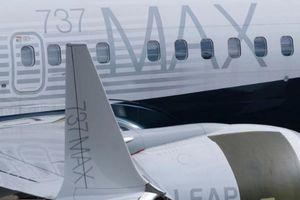 Boeing 737 MAX nằm đất đến hết tháng 4