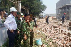 Bộ Xây dựng vào cuộc vụ sập tường khiến 6 người tử vong