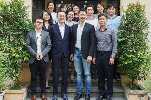 Cựu Phó thủ tướng Đức về Việt Nam phát triển startup