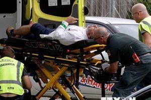 Hàng chục người thương vong trong vụ nổ súng tại New Zealand