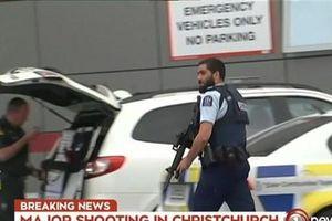 Trong số các nghi phạm xả súng tại New Zealand có 1 phụ nữ