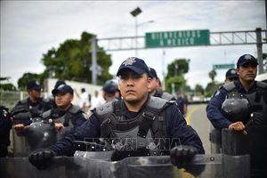 Mexico cải cách Hiến pháp, thành lập lực lượng Cảnh vệ quốc gia